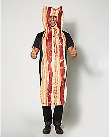 Adult Strip of Bacon Costume