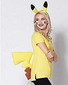 Pikachu Costume Kit - Pokemon