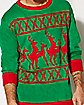 Adult Reindeer Games Sweater