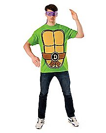 Donatello T Shirt and Mask - TMNT