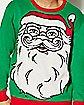 Big Santa Sweater
