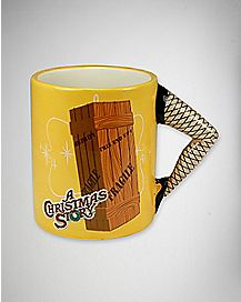 Leg Lamp A Christmas Story Coffee Mug