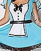 Adult Storybook Alice Plus Size Costume