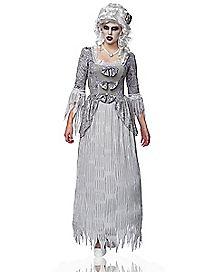 Adult My Spirit Lady Ghost Costume