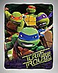 Teenage Mutant Ninja Turtles Silk Touch Throw Blanket