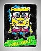SpongeBob Nerd Fleece Blanket