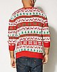 Adult Winter Wonderland Sweater