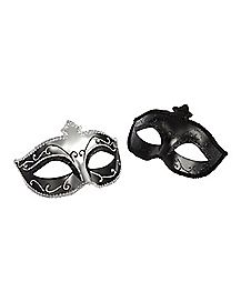 Masquerade Mask 2 Pack - Fifty Shades of Grey