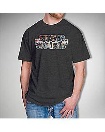 Logo Star Wars T Shirt