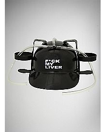 F*ck My Liver Drinking Hat