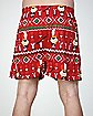Family Guy Holiday Knit Boxers