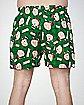 Family Guy Santa Stewie Boxer