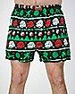 Christmas Knit Boxer - TMNT