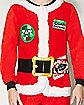Adult Christmas Vacation Pajama Costume