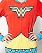Wonder Woman Junior One Piece Pajamas