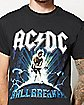 Ballbreaker AC/DC Tee
