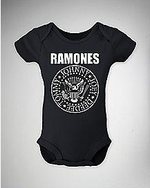 Ramones Baby Bodysuit