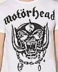 Flat War Motorhead Pig T Shirt