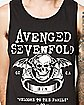 Avenged Sevenfold Welcome Tank Top