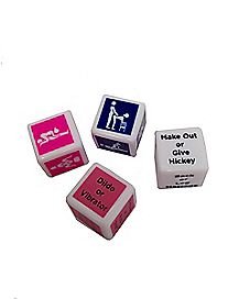 Ultimate Bedroom Dice Game