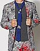 Adult Zombiac Party Suit