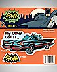 Batman My Other Car is Batmobile Decal - DC Comics