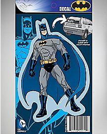 Standing Batman Decal - DC Comics