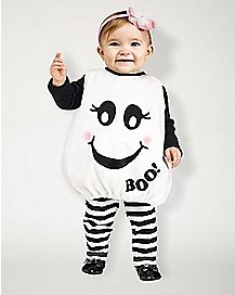 Baby Baby Boo Ghost Costume