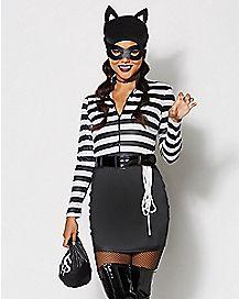 Adult Cat Burglar Costume