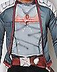 Adult Muscle Red Hood Costume - Batman: Arkham