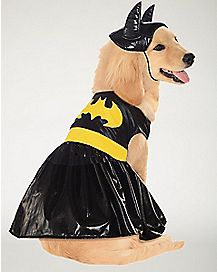 Batgirl Dog Costume - DC Comics