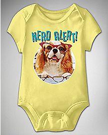 Get Nerdy Baby Bodysuit