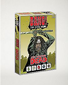 The Walking Dead Bang The Dice Game