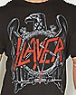 Slayer Black Eagle Tee