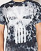 Tie Dye Punisher T shirt