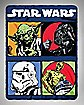 Long Time Ago Star Wars Fleece Blanket