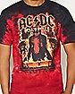 AC/DC Burnin Bells T shirt