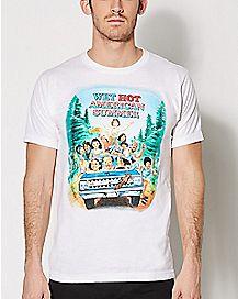 Wet Hot Summer Car T Shirt