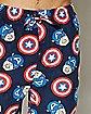Captain America Lounge Pants