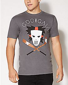Goongala T shirt - TMNT