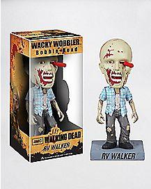 Funko The Walking Dead RV Zombie Wacky Wobbler