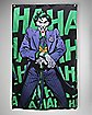 Batman The Joker Haha Wall Banner