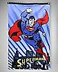 Superman Wall Banner 30 x 50 - DC Comics