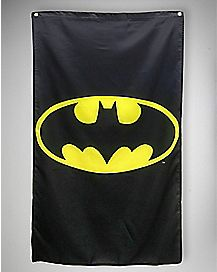 Batman Logo Wall Banner 30 x 50 - DC Comics