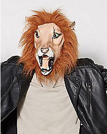 Lenny The Lion Mask