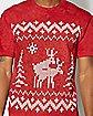 Adult Lovin' Reindeer T Shirt