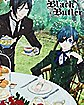 Black Butler Afternoon Tea Fleece Blanket