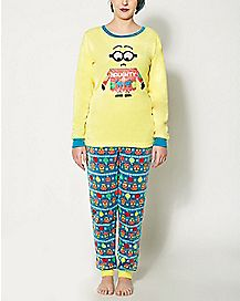 Despicable Me Pajama Set