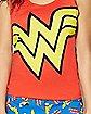 Wonder Woman DC  Pajama Set