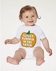 Baby Pumpkin Patch One Piece Costume
